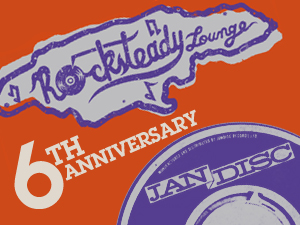 Rocksteady Anni RB Party
